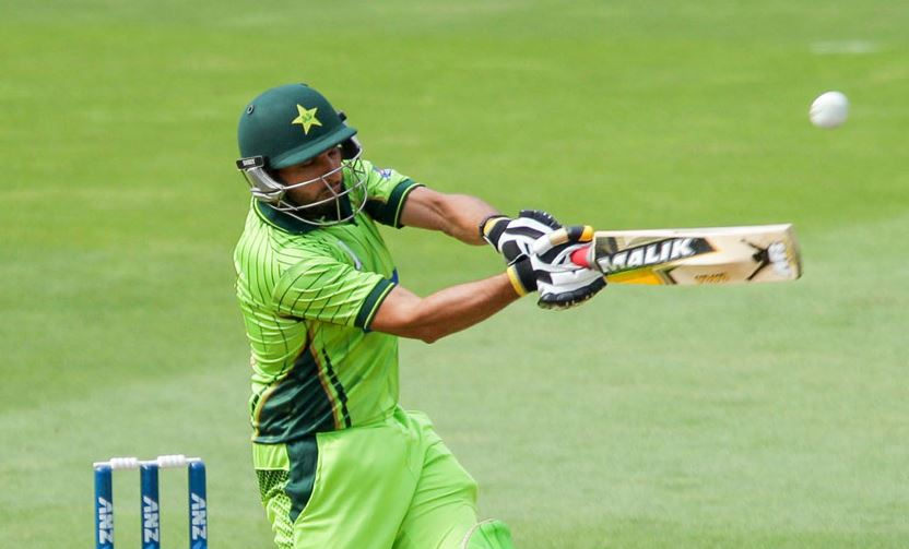 Shahid Afridi made 67 runs in 29 balls in 1st Odi against New Zealand
