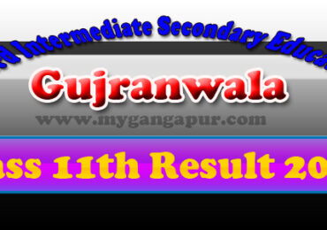 BISE Gujranwala Board FA- FSc 11th Class Result 2015