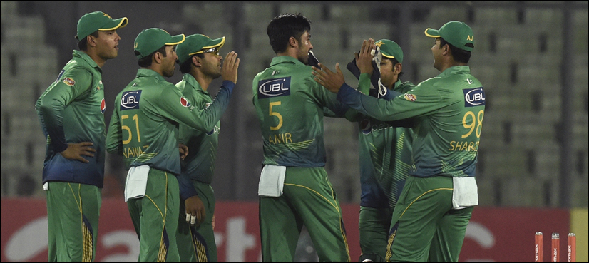 Pakistan Beat UAE in by 7 Wicket in Asia Cup T20