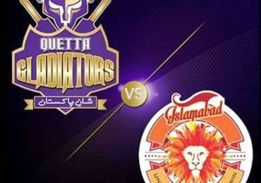 Quetta Beated Islamabad in 1st Pakistan Super League Cricket Match