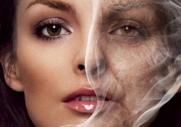 Learn how smoking can affect on your face
