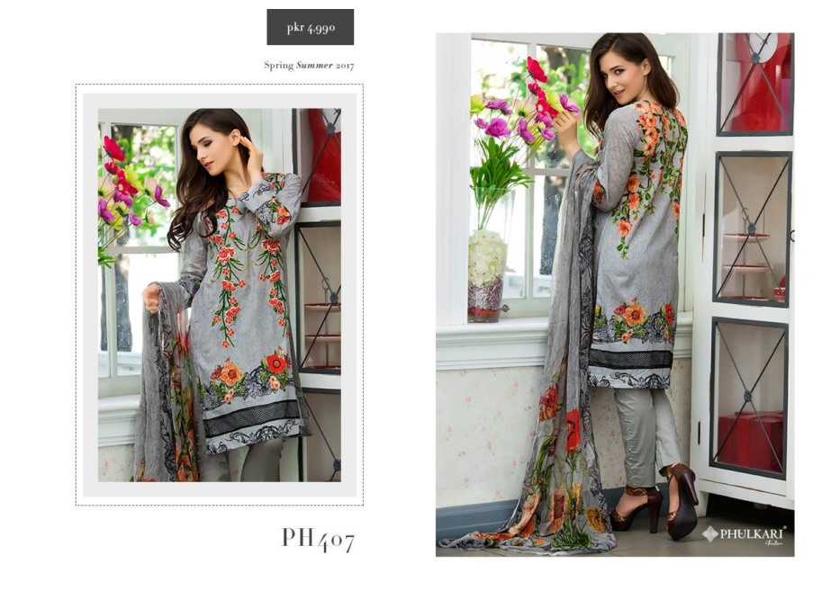 Taana Baana by Phulkari 2017 spring summer dresses Collection (1)