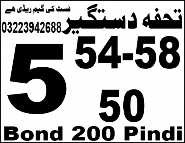 Prize Bond Rs 200 Guess Papers dewana jadogr4-Guess-papaer