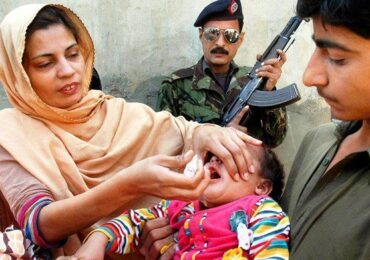 3 Days Anti-polio Campaign begins in Karachi