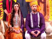 Atif Aslam and Sara Bharwana Completed Mehndi