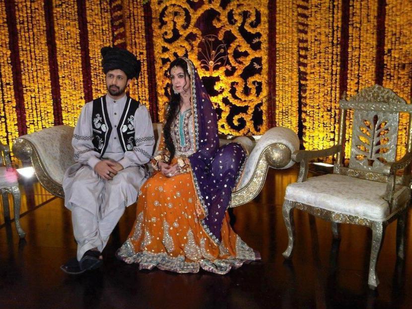 Pakistani pop star Atif Aslam to tie knot with Sara Bharwana tomorrow