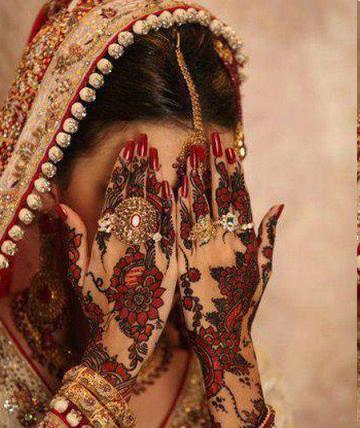 Bridal mehndi Design Collections Latest for 2013 - 2014
