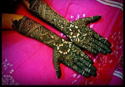 Full Arm Mehndi Design Collection for ladies 2013 - 2014