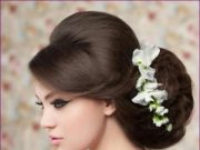 Latest Bridal Hairstyles Fashion Trend 2013 For Women (6)