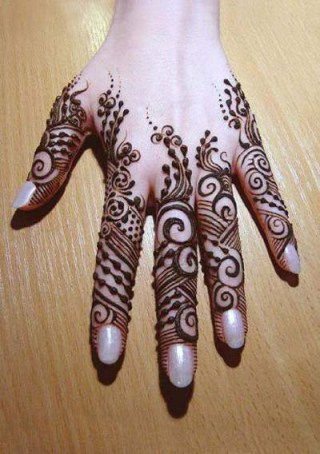 Latest Mehndi Design Collections for Ladies