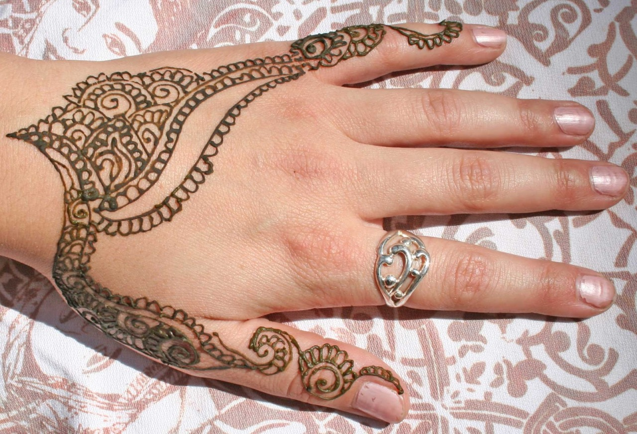New Bridal Henna Design Collection 2013 - 2014
