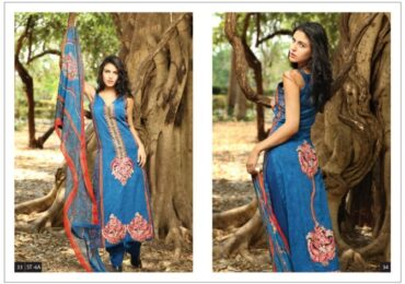 Sahil Swiss Voile Latest Collection for Ladies 2013