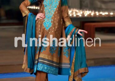 Nisha Latest Eid Lawn Collection 2013 by Nishat Linen (2)