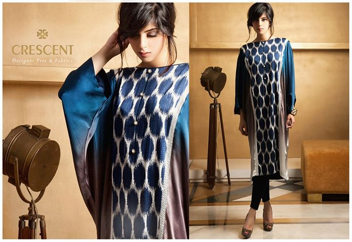Crescent lawn eid collection 2013