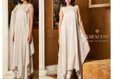 Crescent Lawn latest Eid Collections