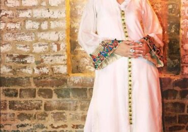 Latest Outfits for Ladies on Eid ul fitar by Zahra Khayyam