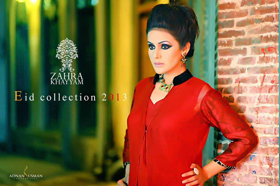 Zahra Khayyam Collection for Eid