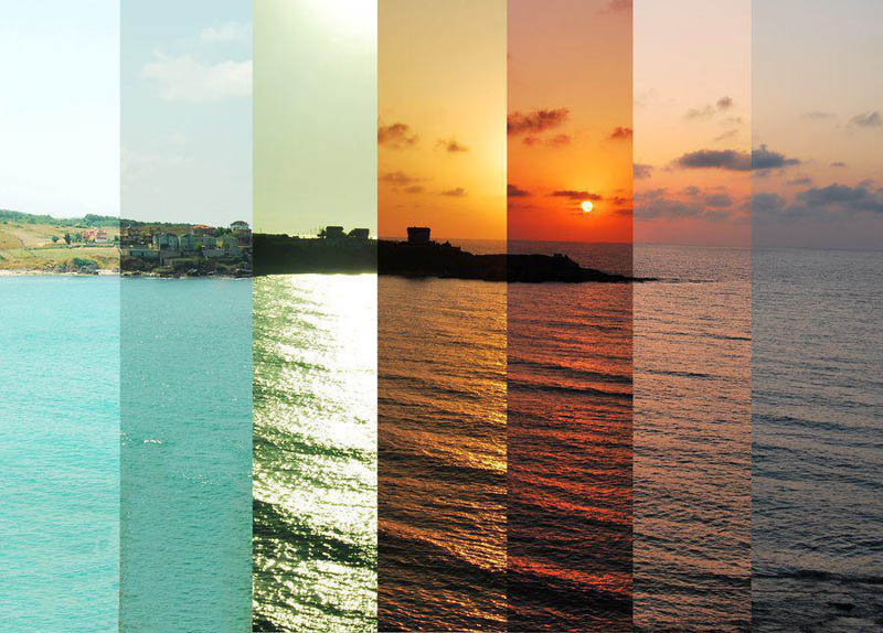 7 HOURS IN ONE IMAGE Amazing Photography