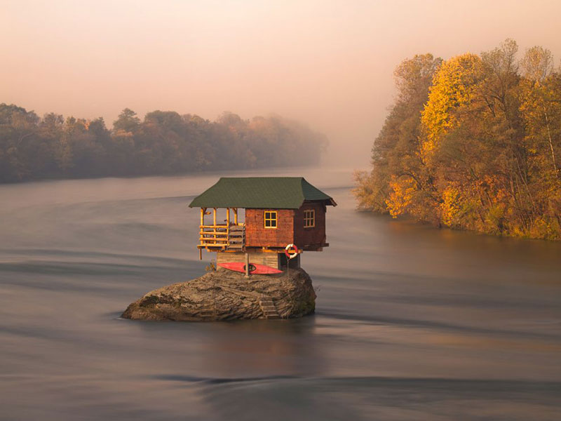 A TINY RIVER HOUSE IN SERBIA Creative Things
