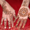 Front and Back Hand Mehndi Designs