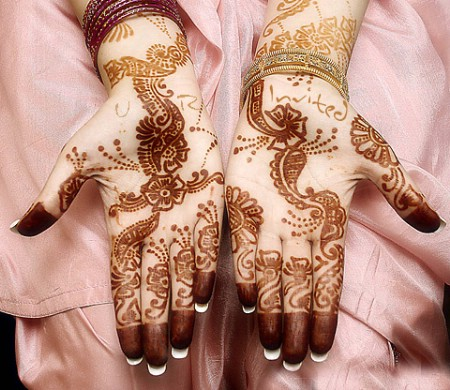 Latest Bridal Mehndi Designs 2013 for Hands