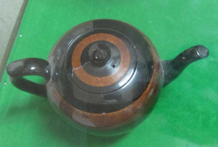 Tea pot of Muhammad ali jinnah