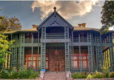 The Ziarat Residency where Quaid e Azam spent his last days Memorabilia of Jinnah