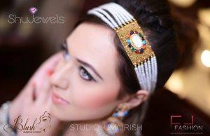 Shujewels Elegant Eid Jewellery Design 2013
