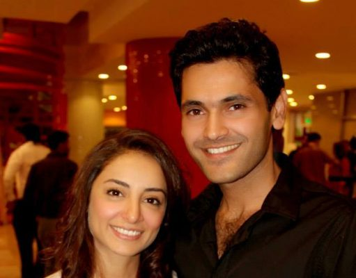 Pakistani Actress Sarwat Gillani Engaged With Fahad Mirza