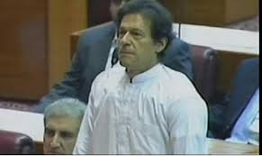 We will Block Nato Supply on 20th November Said Imran Khan in National Assembly