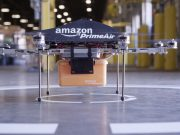Amazon Testing a Drone to Making Deliveries