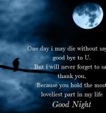 Latest Good Night English - Urdu SMS Messages Collection 2014