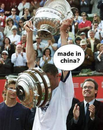 Made in China Funny Sports Images wallpaper Collection