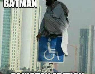 Pakistani Batman, Funny Wallpapers Collection
