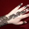 Arabic Mehndi Designs on Valentine's Day Mehndi Collection 2014