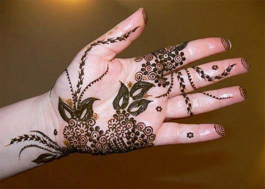 Beautiful Mehndi Designs Latest Collection for Girls