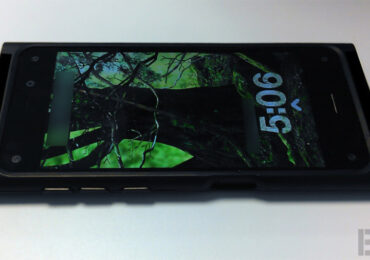 Amazon's 3D Smartphone with 6 Cameras Around for 3D Disply