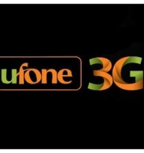 Ufone 3G Packages for Prepaid and Postpaid