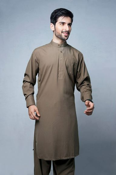 Bonanza Kurta Salwar Suit Dresses for Men 2015 (1)