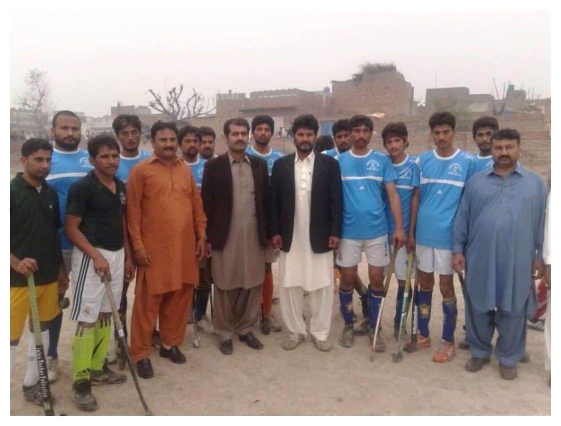 Sufi Noor Hussain Tahiri's Hockey Tournament Pictures In Gangapur (13)