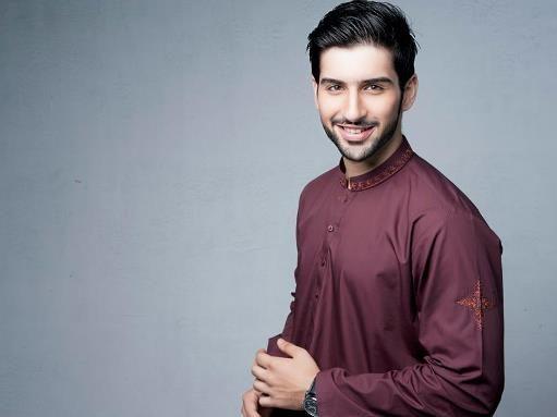 Bonanza Kurta Salwar Suit Dresses for Men 2015 (2)