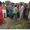 Gangapur Sufi Noor Hussain Tahiri's Hockey Tournament Winning Trophy Pictures