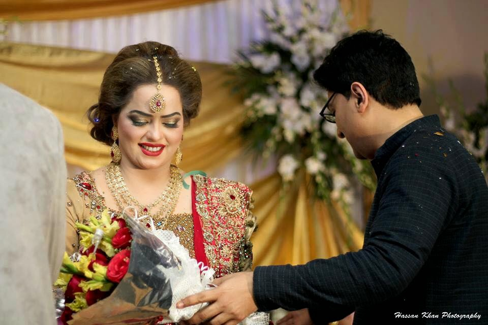 Madiha Shah Got married