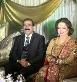 Leaked Photo of Madiha Shah wedding