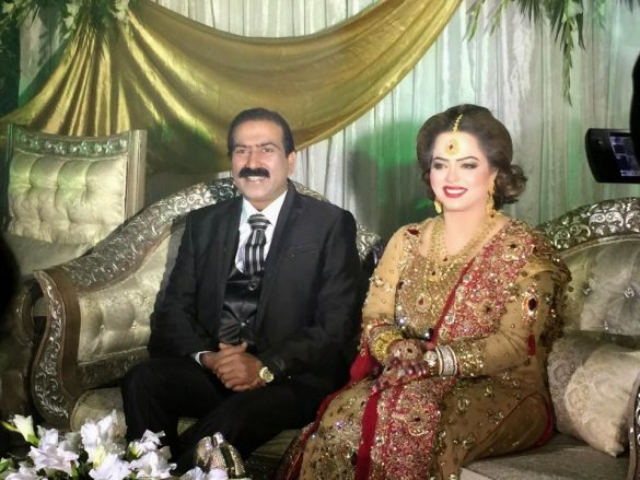 Leaked Photo of Madiha Shah wedding