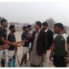 Mian Muzammal at Sufi Noor Hussain Tahiri's Hockey Tournament