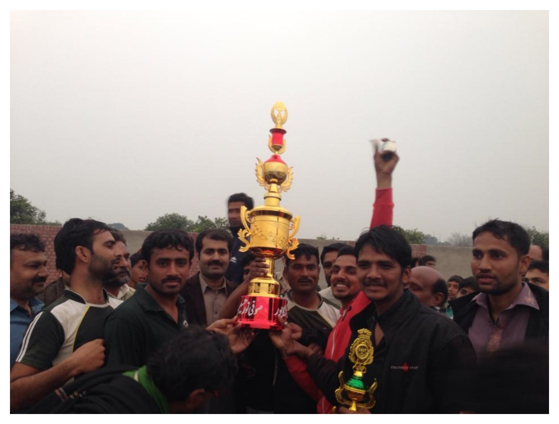 Sufi Noor Hussain Tahiri's Hockey Tournament Pictures In Gangapur (3)