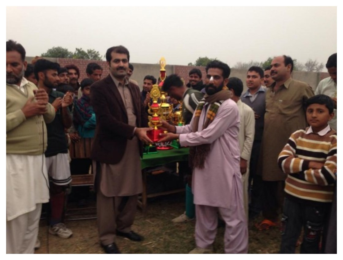 Sufi Noor Hussain Tahiri's Hockey Tournament Photo Gallery