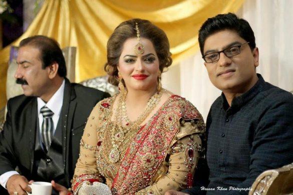 Madiha's Husband is Canadian bassed Pakistani