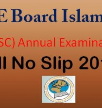 Download FBISE Federal Board Inter 11th, 12th Date Sheet 2015